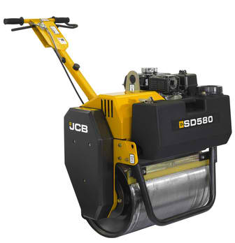 Greenshields JCB Pedestrian Roller SD580 New And