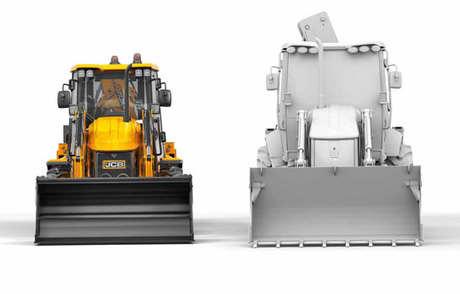 Greenshields JCB - JCB 3CX Compact Backhoe Loader - new and