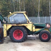 Greenshields JCB 3 Restoration Project