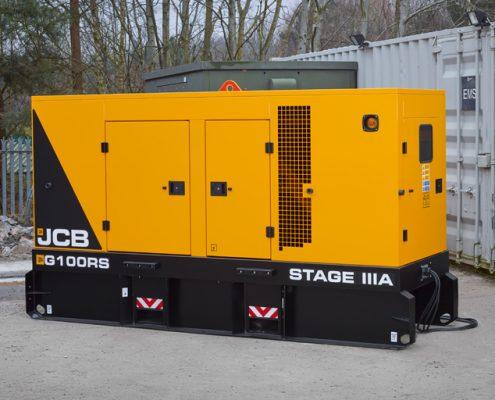 rs rental generators