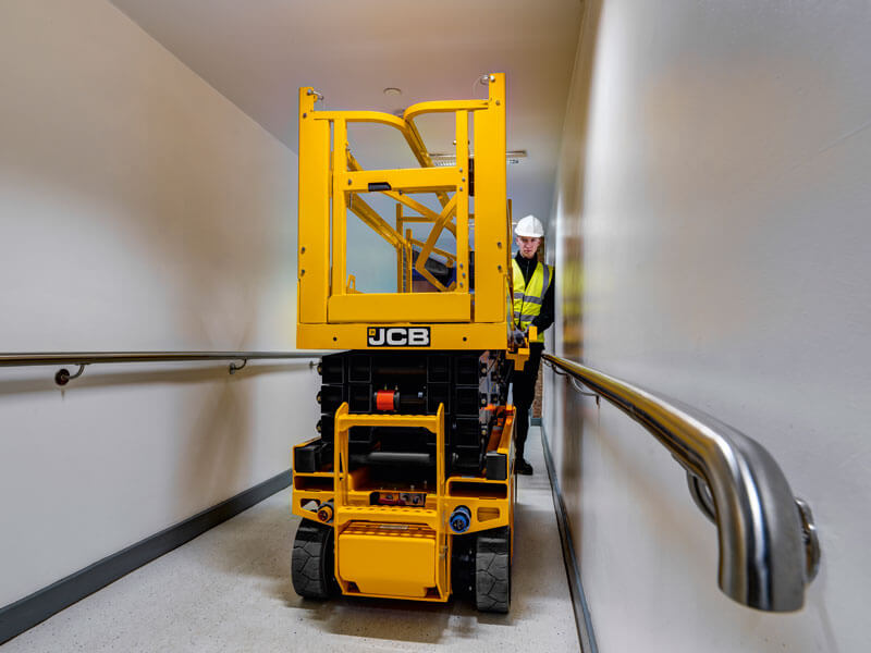 JCB Access Scissor Lifts
