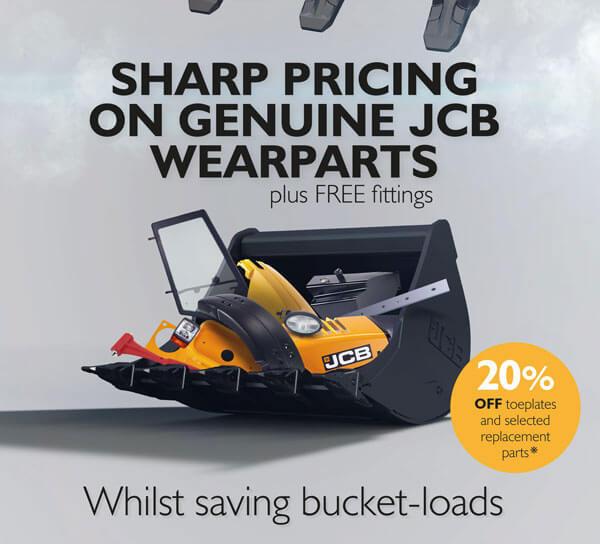 JCB Wearparts