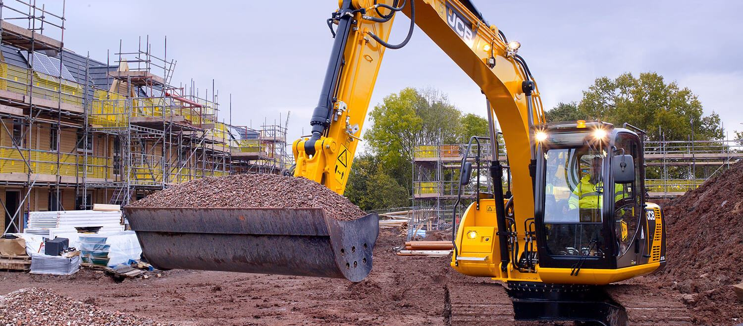 JCB Select Approved Used Machines