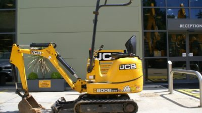 JCB Mini / Midi Excavators MICRO 8008-thumb