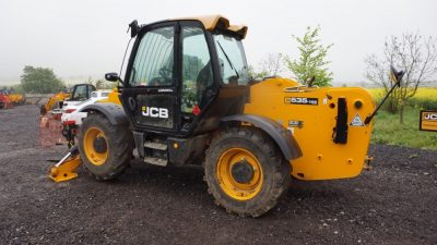 JCB Telehandler 535V125-thumb