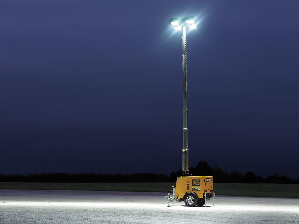 Jcb Lighting Towers Greenshields Jcb