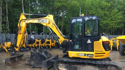 JCB Mini / Midi Excavators 85Z-1-thumb