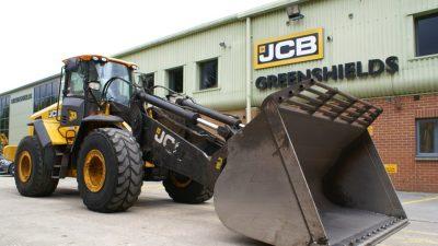 JCB Large Wheel Loaders 457 HT-thumb