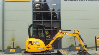 JCB Mini / Midi Excavators 8025-thumb
