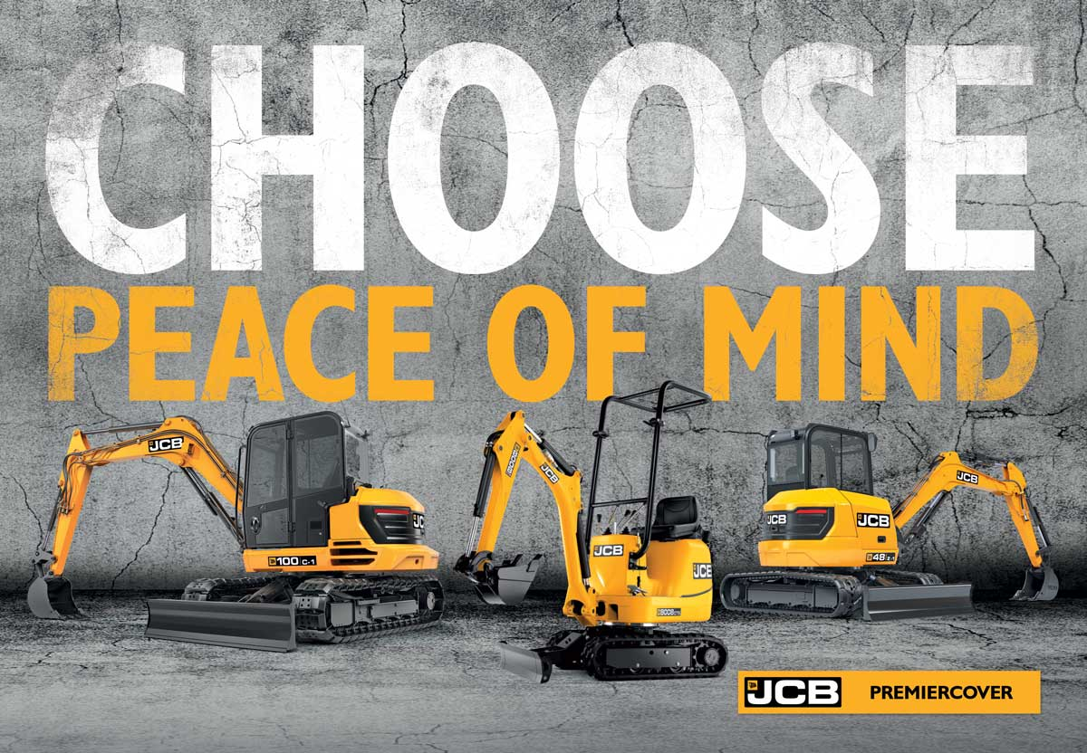 Compact Excavator Service Package