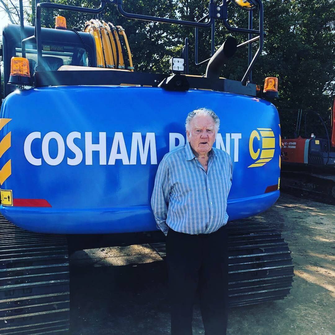 cosham plant