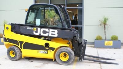 JCB Telescopic Lift Trucks JCB TLT 35D 2WD-thumb