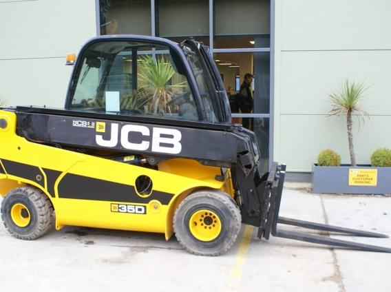 JCB TLT 35D 2WD- main image