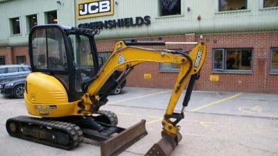 JCB Mini / Midi Excavators JCB 8025 ZTS-thumb