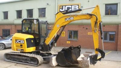 JCB Mini / Midi Excavators JCB 65R-1-thumb