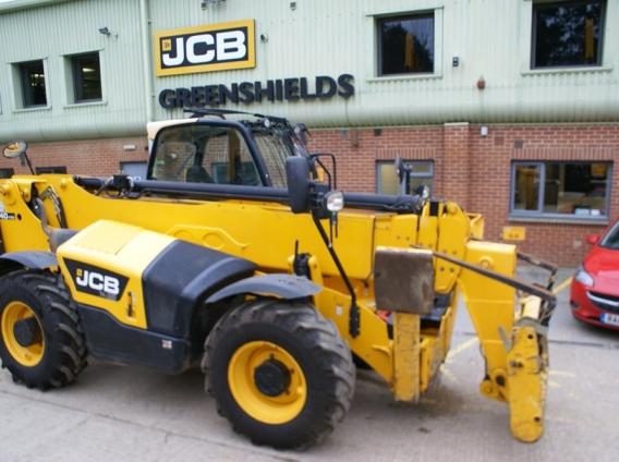 JCB 540-170  Telehandler- main image