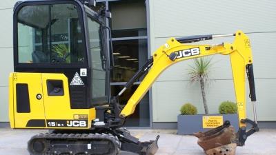 JCB Mini / Midi Excavators JCB 15C-1 Cab-thumb