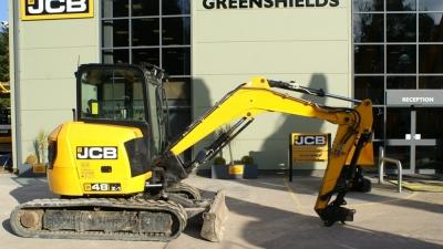 JCB Mini / Midi Excavators JCB 48Z-1-thumb