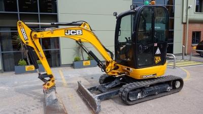 JCB Mini / Midi Excavators 8025-thumb