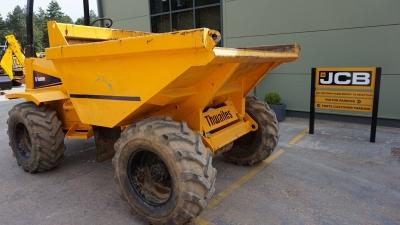 THWAITES Wheeled Site Dumpers Alldrive 6 tonne (Powershuttle)-thumb