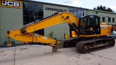 Construction Used Machinery for sale direct from JCB dealer