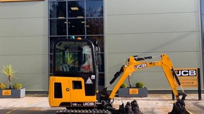 JCB Mini / Midi Excavators 16C-1 CAB – 2019-thumb