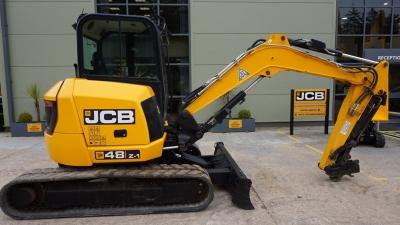 JCB Mini / Midi Excavators 48Z-1-thumb