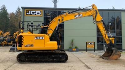JCB Tracked Excavator 140X LC-thumb