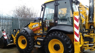 JCB Backhoe Loaders 5CX (£ POA)-thumb