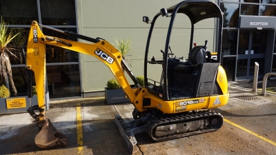 JCB Mini / Midi Excavators 8018-thumb