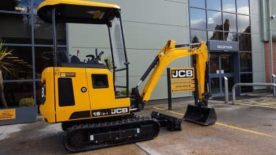 JCB Mini / Midi Excavators 16C-1-thumb