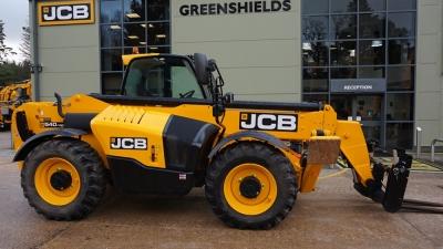 JCB Telehandler 540-140-thumb