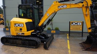 JCB Mini / Midi Excavators 48Z-thumb
